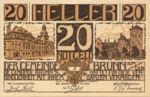 Austria, 20 Heller, FS 109b