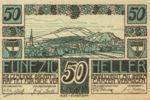 Austria, 50 Heller, FS 109b