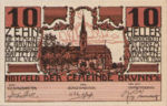 Austria, 10 Heller, FS 109c