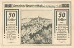 Austria, 50 Heller, FS 111a