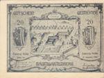 Austria, 20 Heller, FS 79a