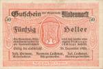 Austria, 50 Heller, FS 93Ia