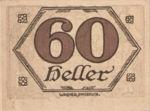 Austria, 60 Heller, FS 99c