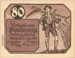 Austria, 80 Heller, FS 99c