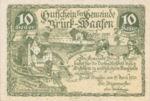 Austria, 10 Heller, FS 108f
