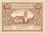 Austria, 20 Heller, FS 97