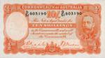 Australia, 10 Shilling, P-0021
