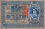 Austria, 1,000 Krone, P-0059