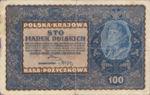Poland, 100 Mark, P-0027 v2