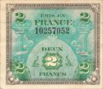 France, 2 Franc, P-0114a
