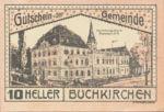 Austria, 10 Heller, FS 114a