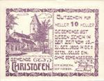 Austria, 10 Heller, FS 117a