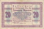 Austria, 20 Krone, FS 1183I