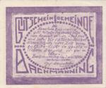Austria, 10 Heller, FS 72Ib