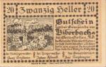 Austria, 20 Heller, FS 86Ia