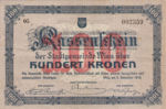 Austria, 100 Krone, FS 1183I
