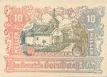 Austria, 10 Heller, FS 132a