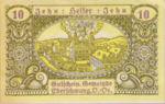 Austria, 10 Heller, FS 145a