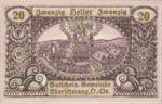 Austria, 20 Heller, FS 145a