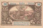 Austria, 50 Heller, FS 145a