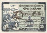 Austria, 30 Heller, FS 169