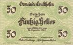 Austria, 50 Heller, FS 184a