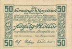 Austria, 50 Heller, FS 122ax