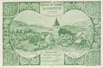Austria, 50 Heller, FS 125b