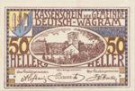 Austria, 50 Heller, FS 121bF