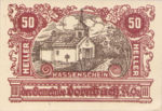 Austria, 50 Heller, FS 132c