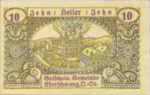Austria, 10 Heller, FS 145c