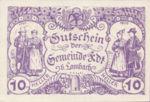 Austria, 10 Heller, FS 151b