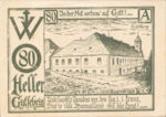 Austria, 80 Heller, FS 168Ia1