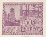 Austria, 50 Heller, FS 168IIa