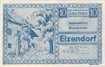 Austria, 10 Heller, FS 170b