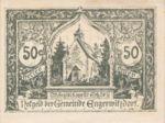 Austria, 50 Heller, FS 173