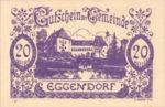 Austria, 20 Heller, FS 165d