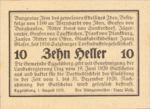 Austria, 10 Heller, FS 160Ia