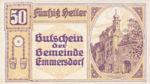 Austria, 50 Heller, FS 171d