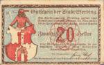 Austria, 20 Heller, FS 152I.2c