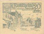 Austria, 20 Heller, FS 162d