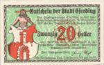Austria, 20 Heller, FS 152IIIc