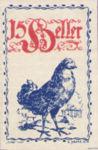 Austria, 15 Heller, FS 152Va