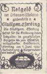 Austria, 15 Heller, FS 152Vc