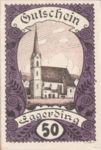 Austria, 50 Heller, FS 166c