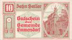 Austria, 10 Heller, FS 171d