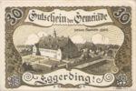 Austria, 20 Heller, FS 166a