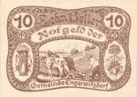 Austria, 10 Heller, FS 173