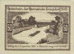 Austria, 50 Heller, FS 178a