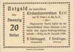 Austria, 20 Heller, FS 185dx